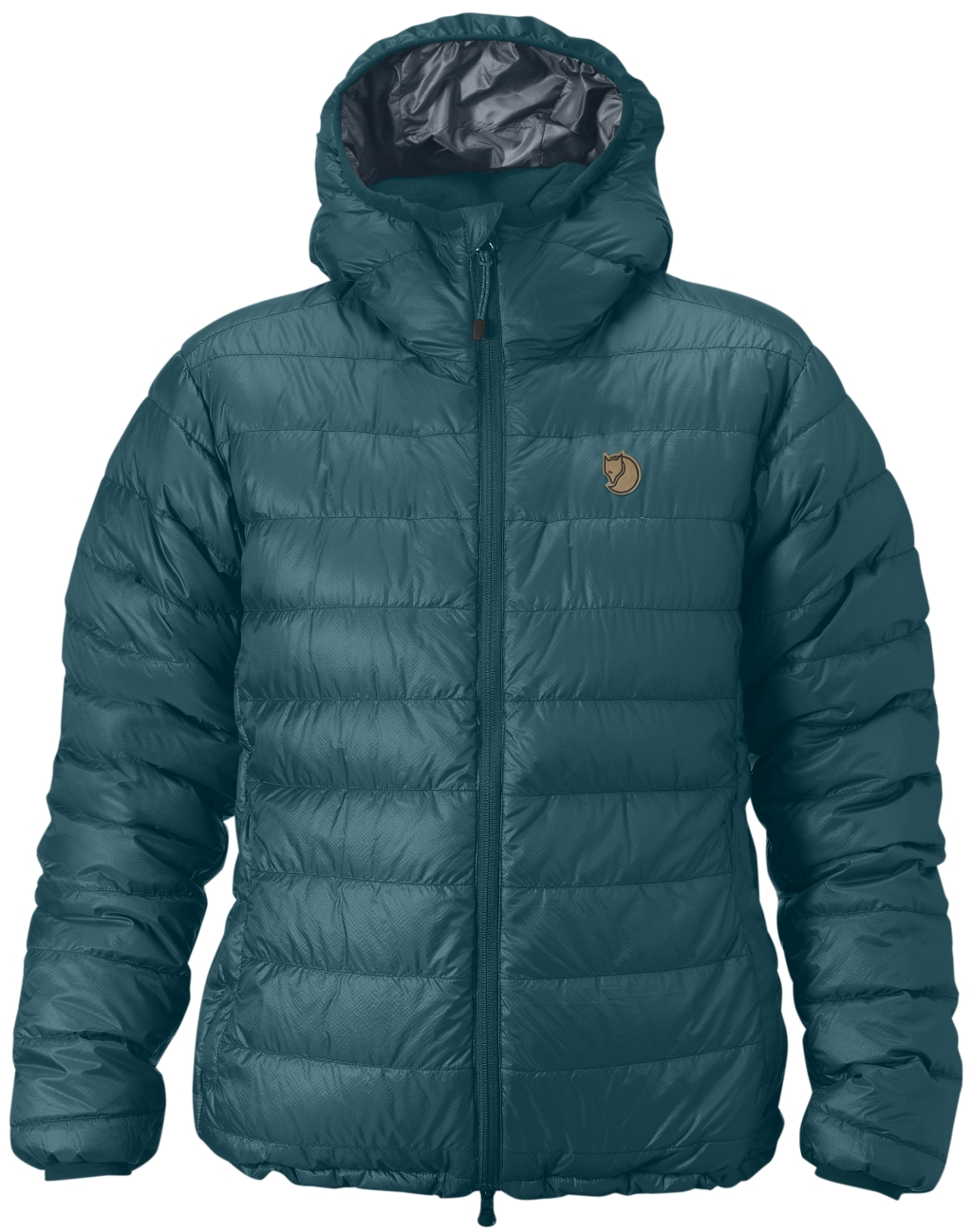 FjallRaven Pak Down Jacket W. Glacier Green-30