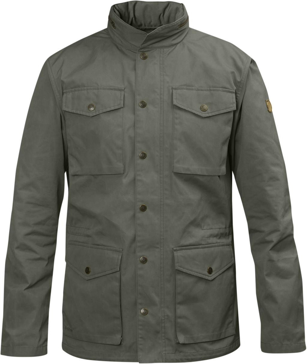 FjallRaven Raven Jacket Mountain Grey-30