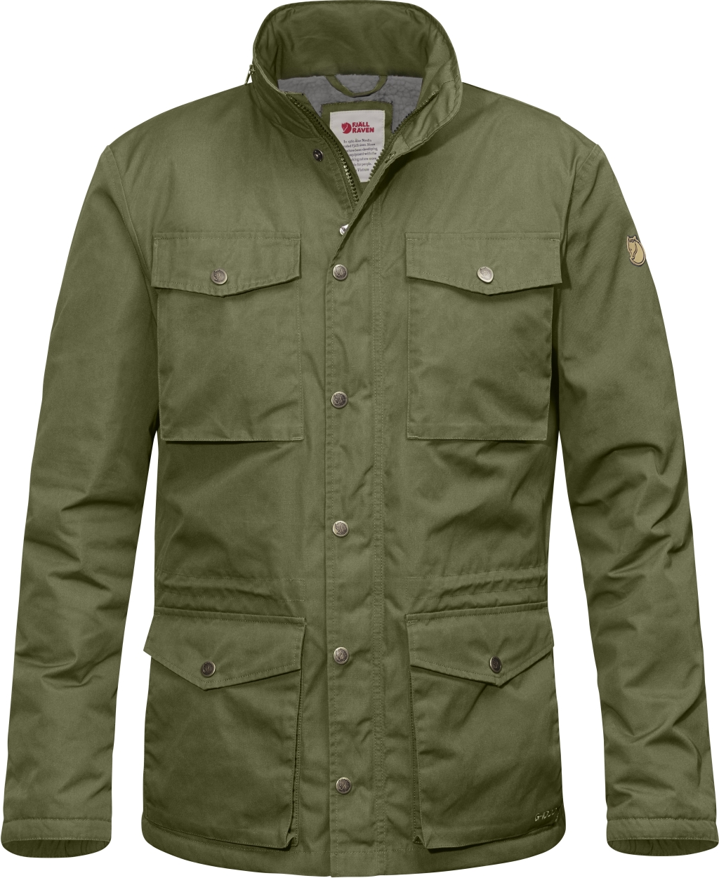 FjallRaven Raven Winter Jacket Green-30