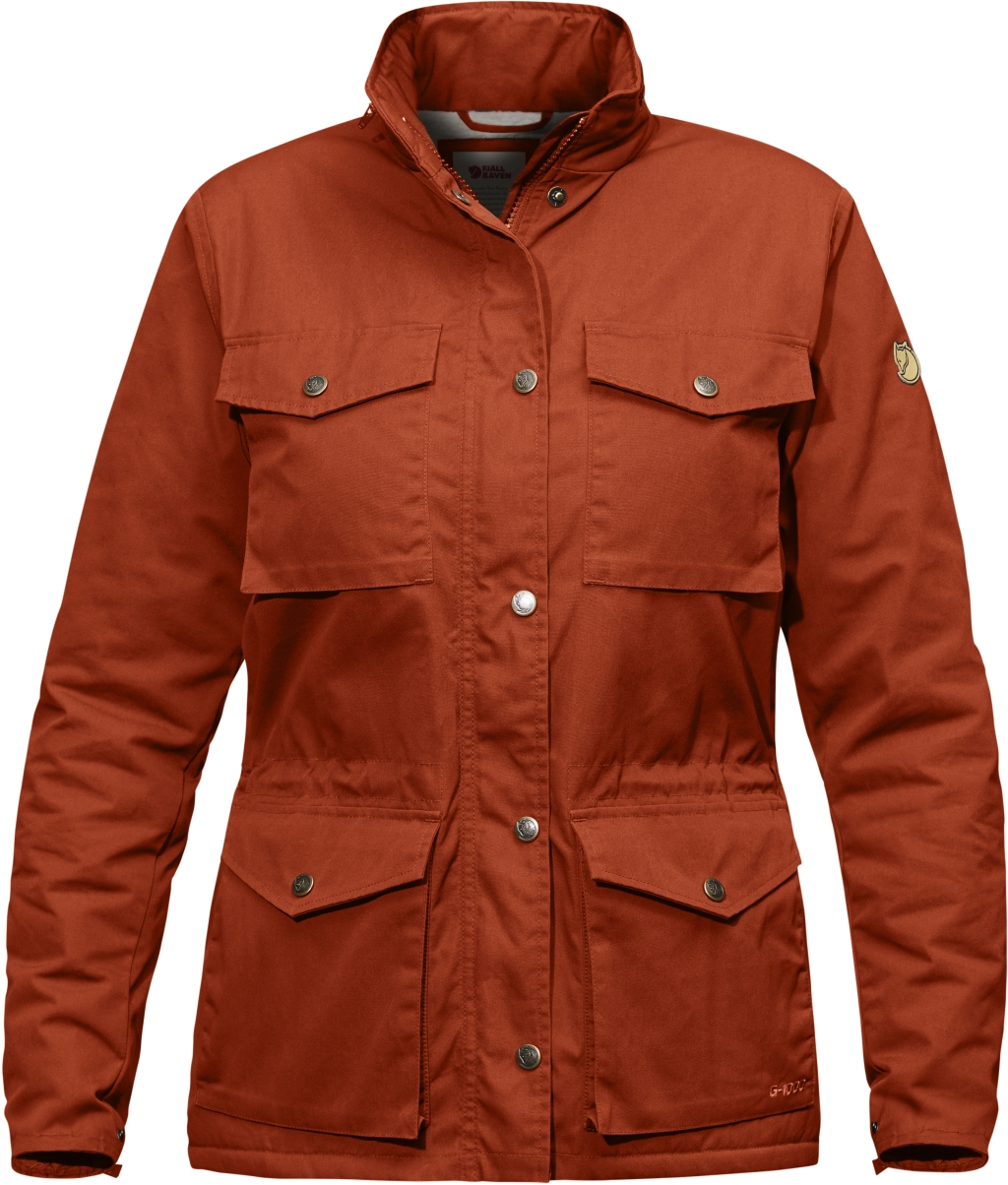 FjallRaven Raven Winter Jacket W Autumn Leaf-30