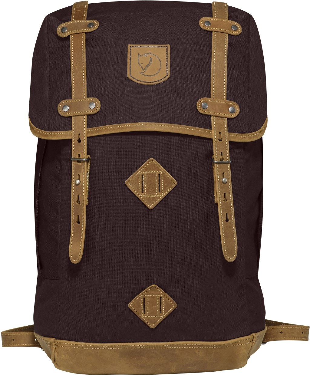 FjallRaven Rucksack No.21 Large Hickory Brown-30