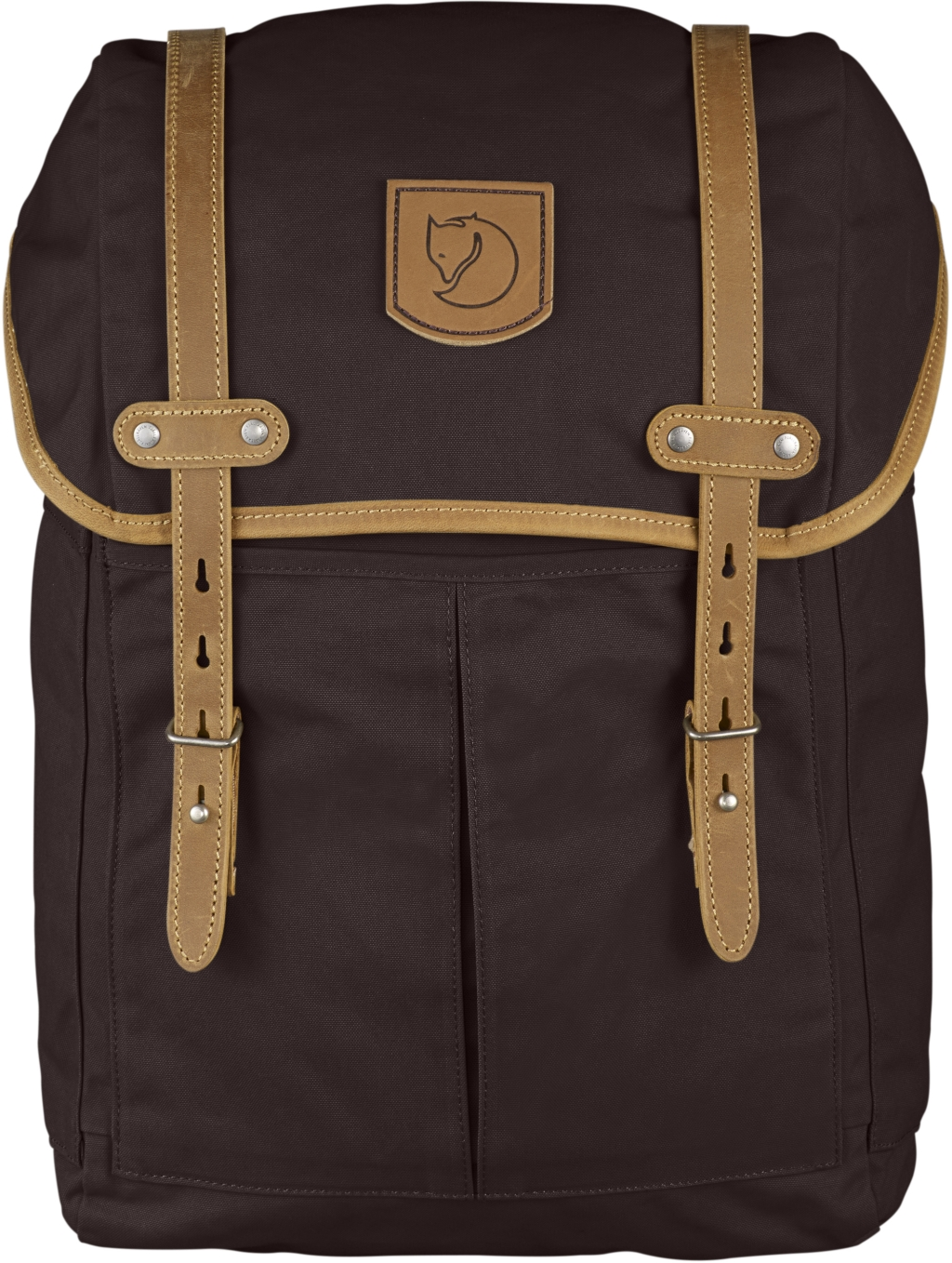 FjallRaven Rucksack No.21 Medium Hickory Brown-30