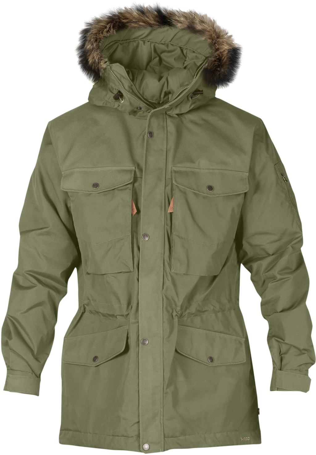 FjallRaven Singi Winter Jacket Green-30