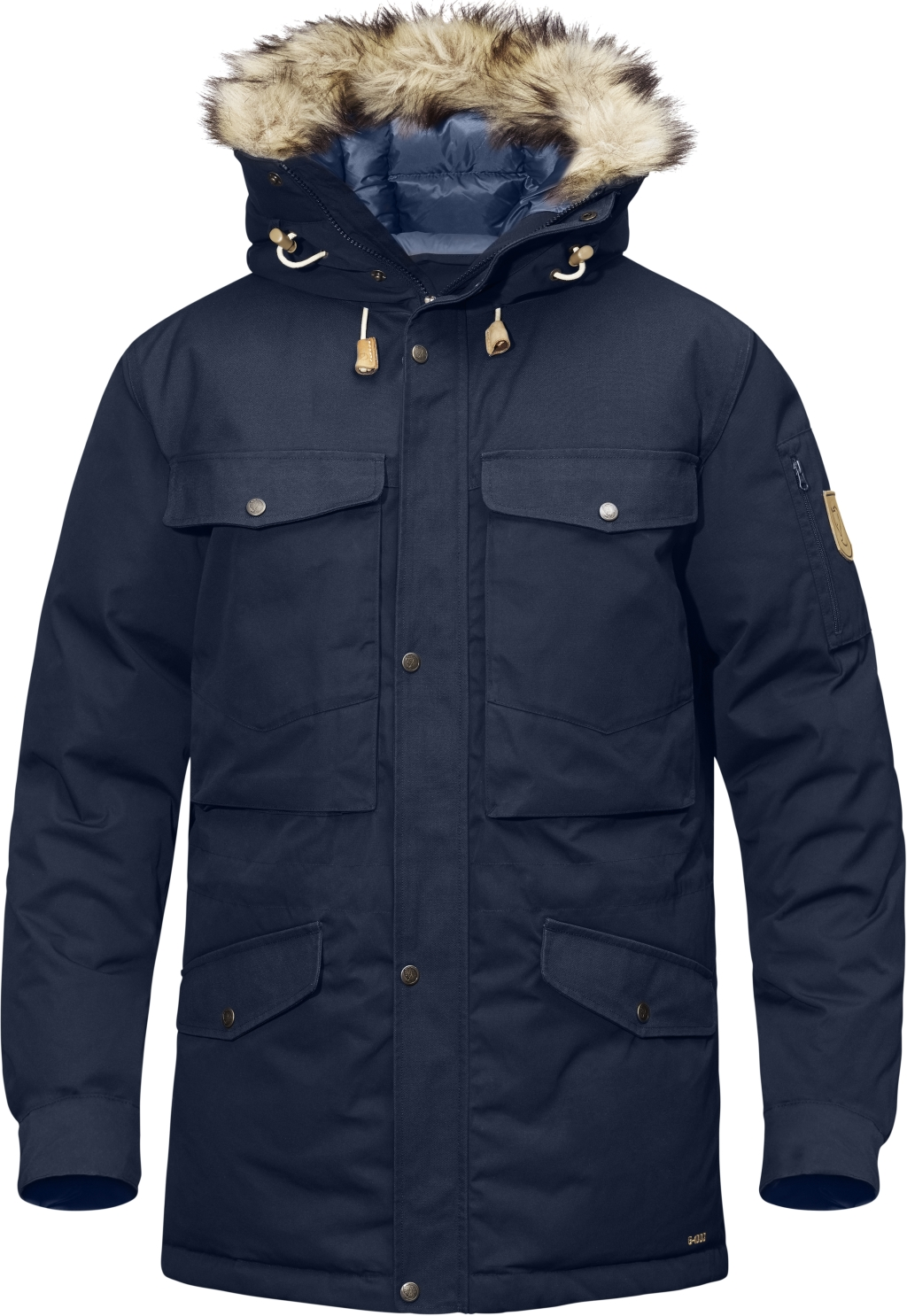 FjallRaven Singi Down Jacket Dark Navy-30