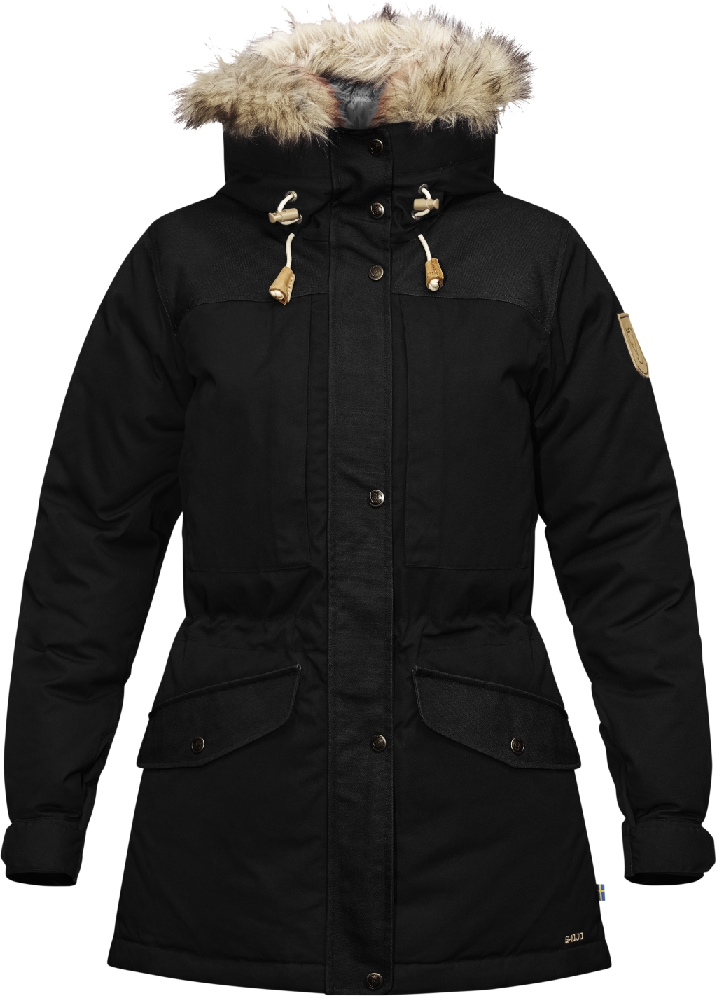 FjallRaven Singi Down Jacket W Black-30