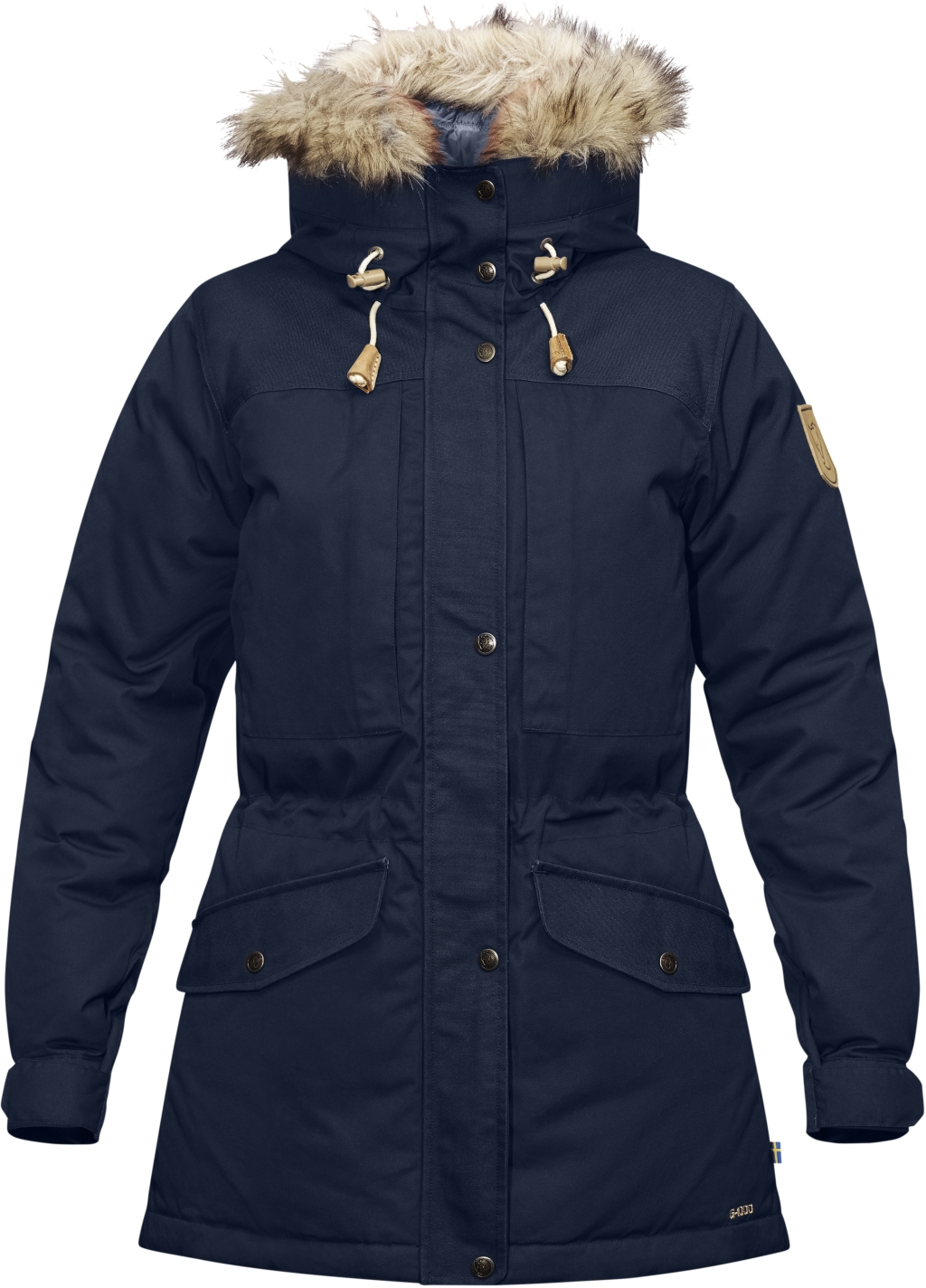 FjallRaven Singi Down Jacket W Dark Navy-30