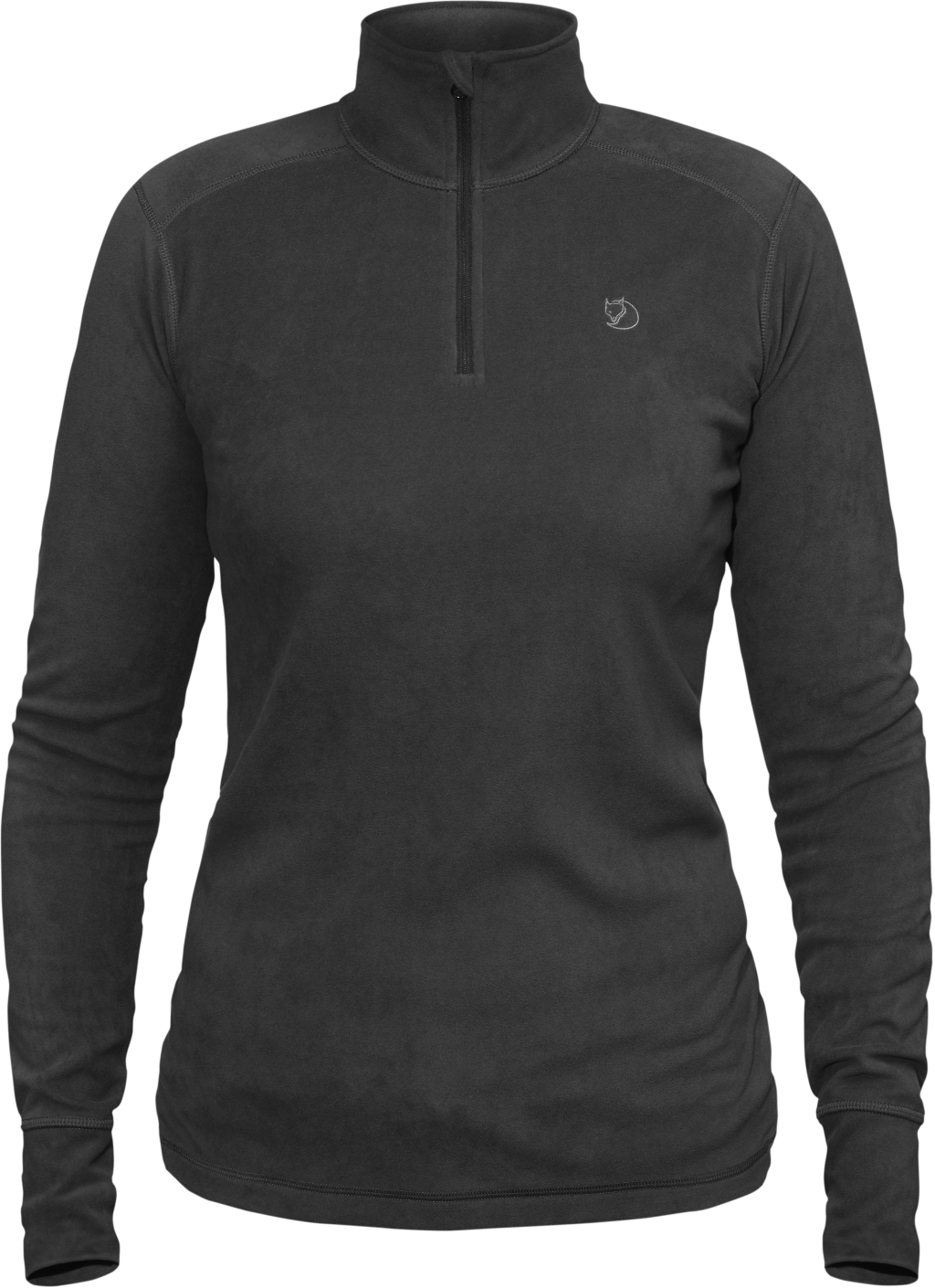 FjallRaven Skare Half Zip Dark Grey-30