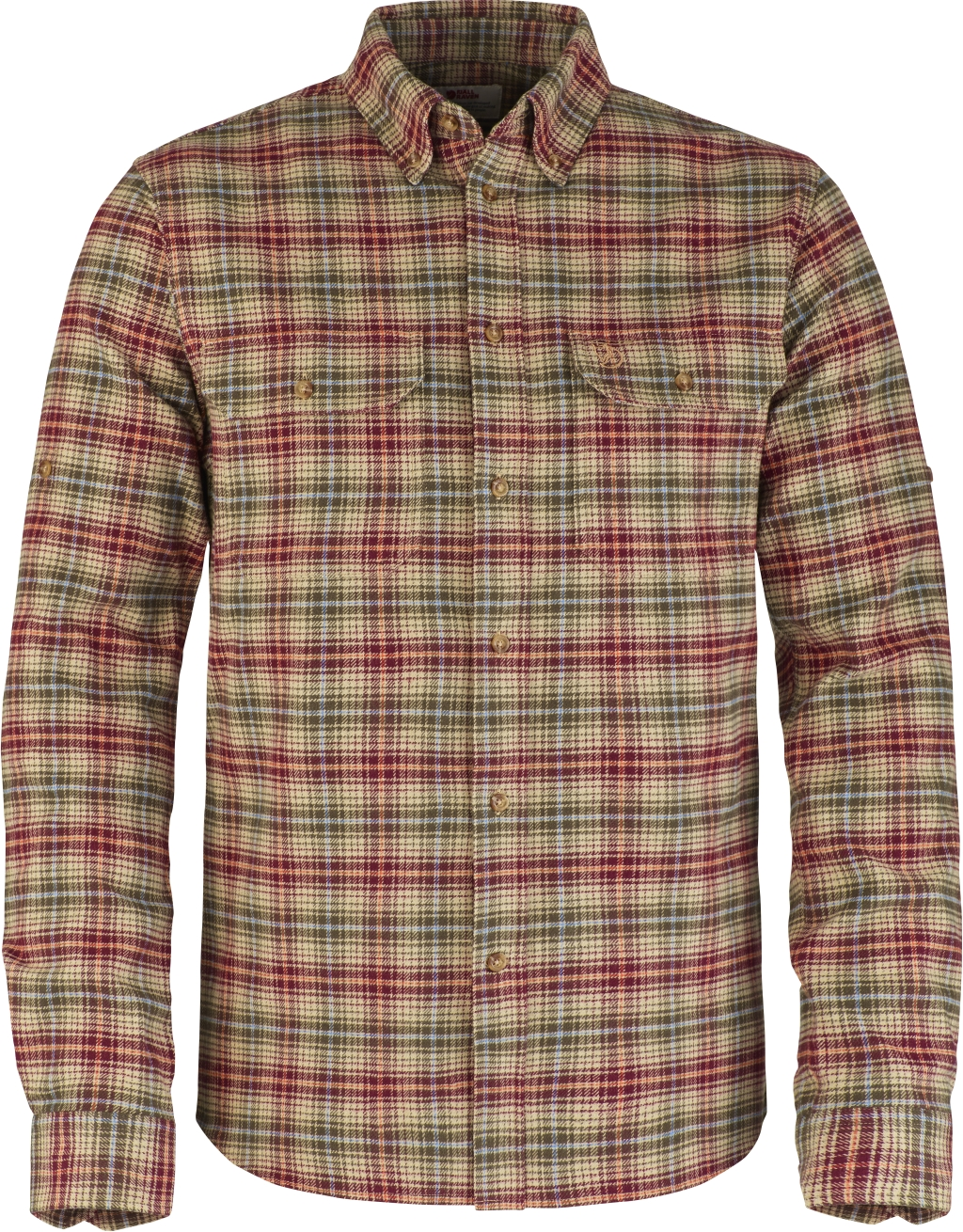 FjallRaven Skog Shirt Sand-30