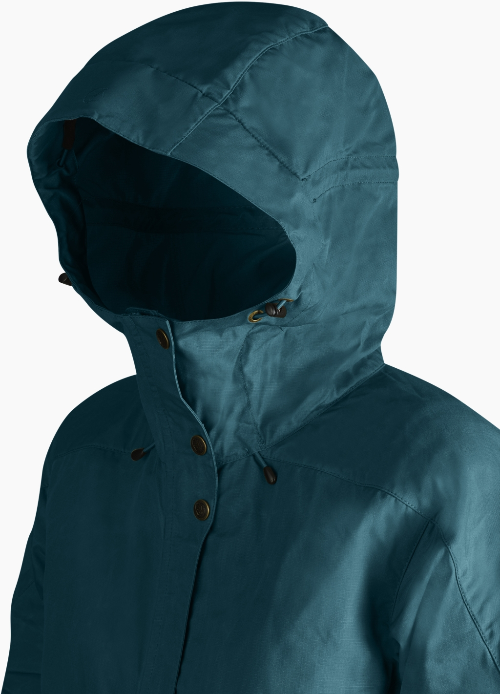 FjallRaven Skogso Jacket Women Glacier Green-30