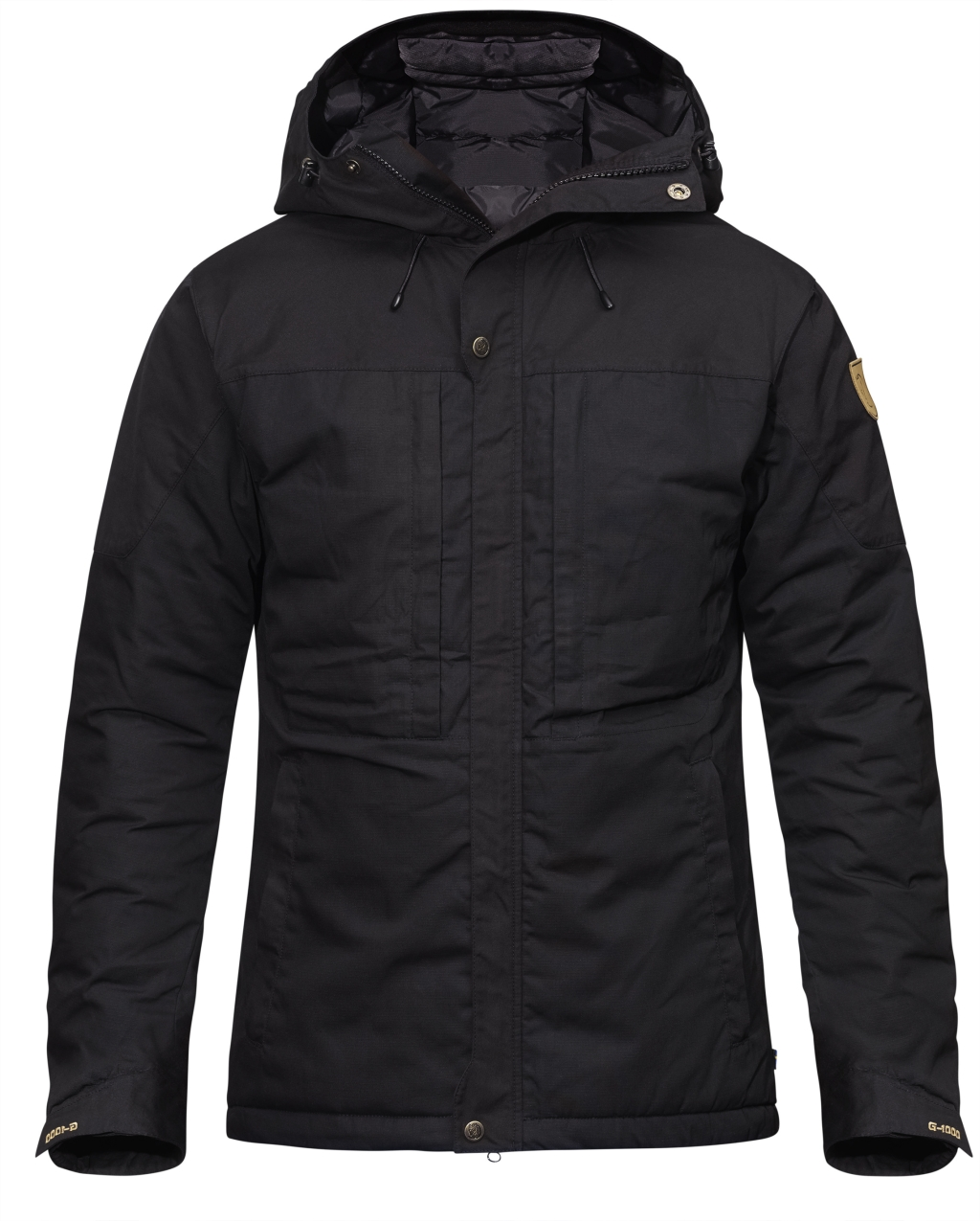 FjallRaven Skogso Padded Jacket Black-30