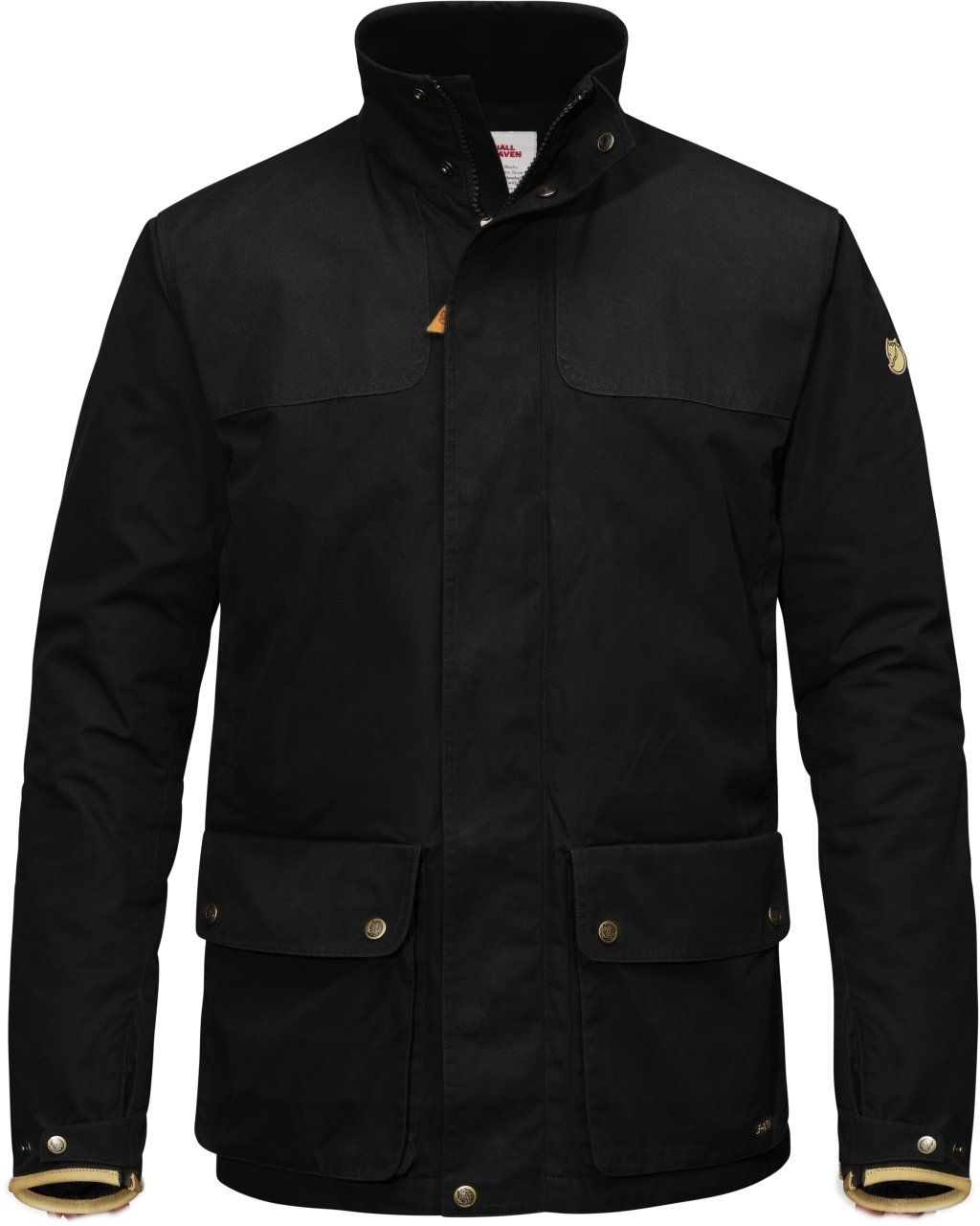 FjallRaven Sormland Padded Jacket Black-30