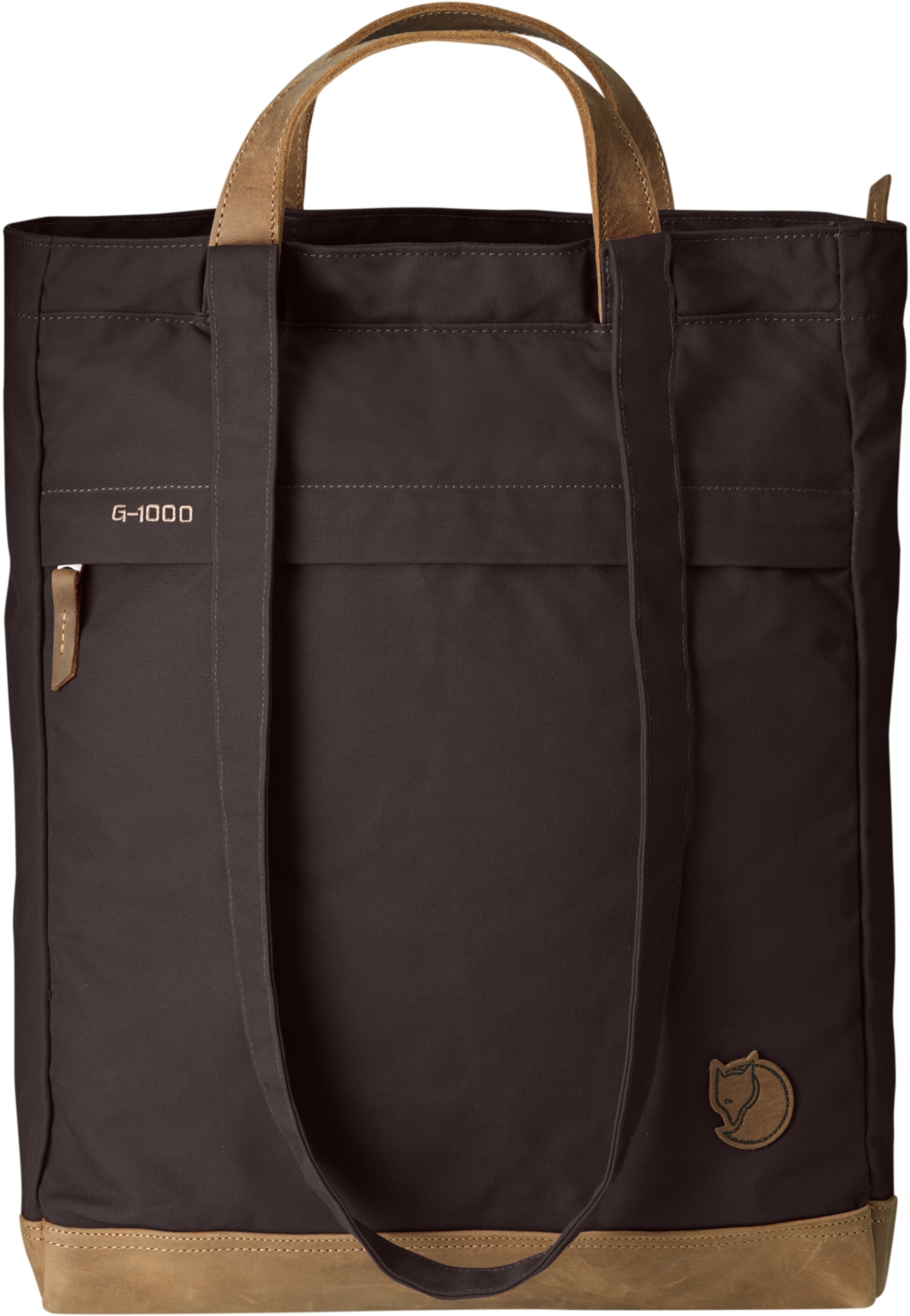 FjallRaven Totepack No.2 Hickory Brown-30