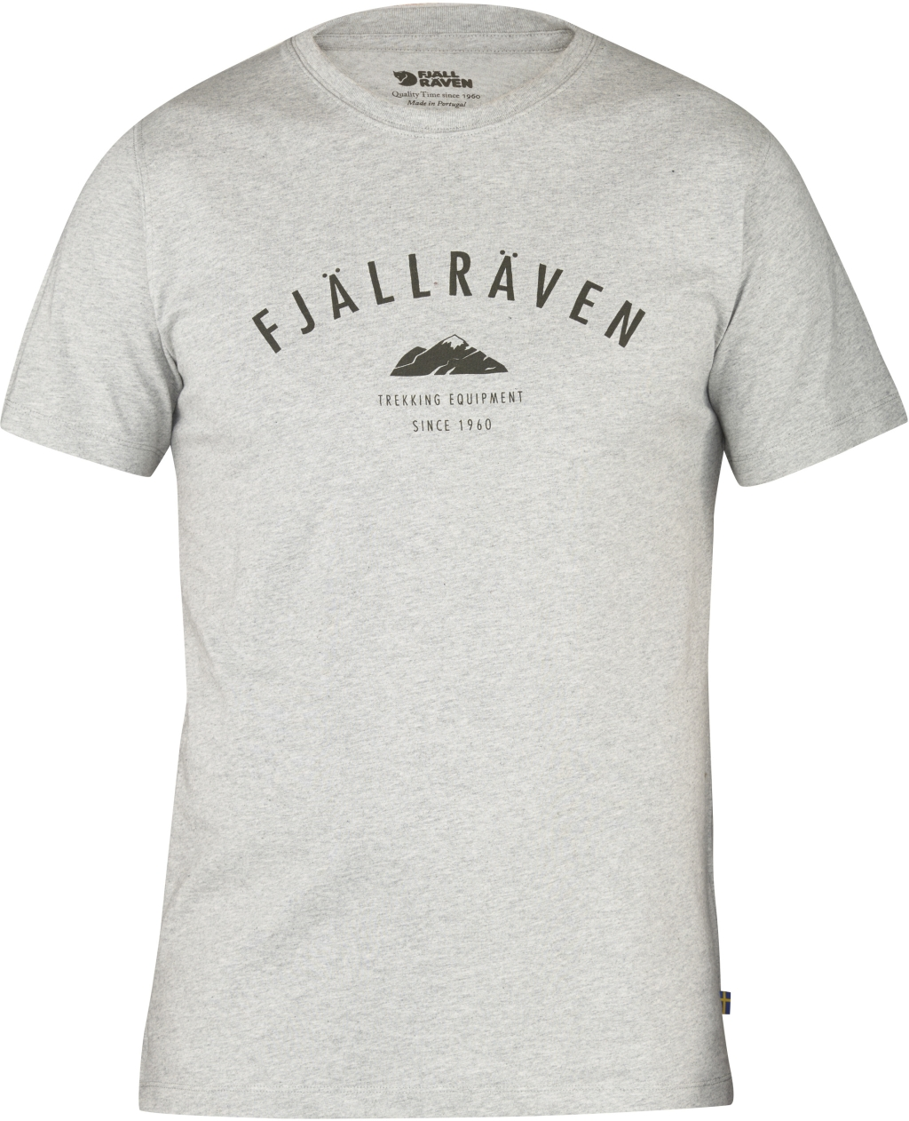 FjallRaven Trekking Equipment T-shirt Grey-30
