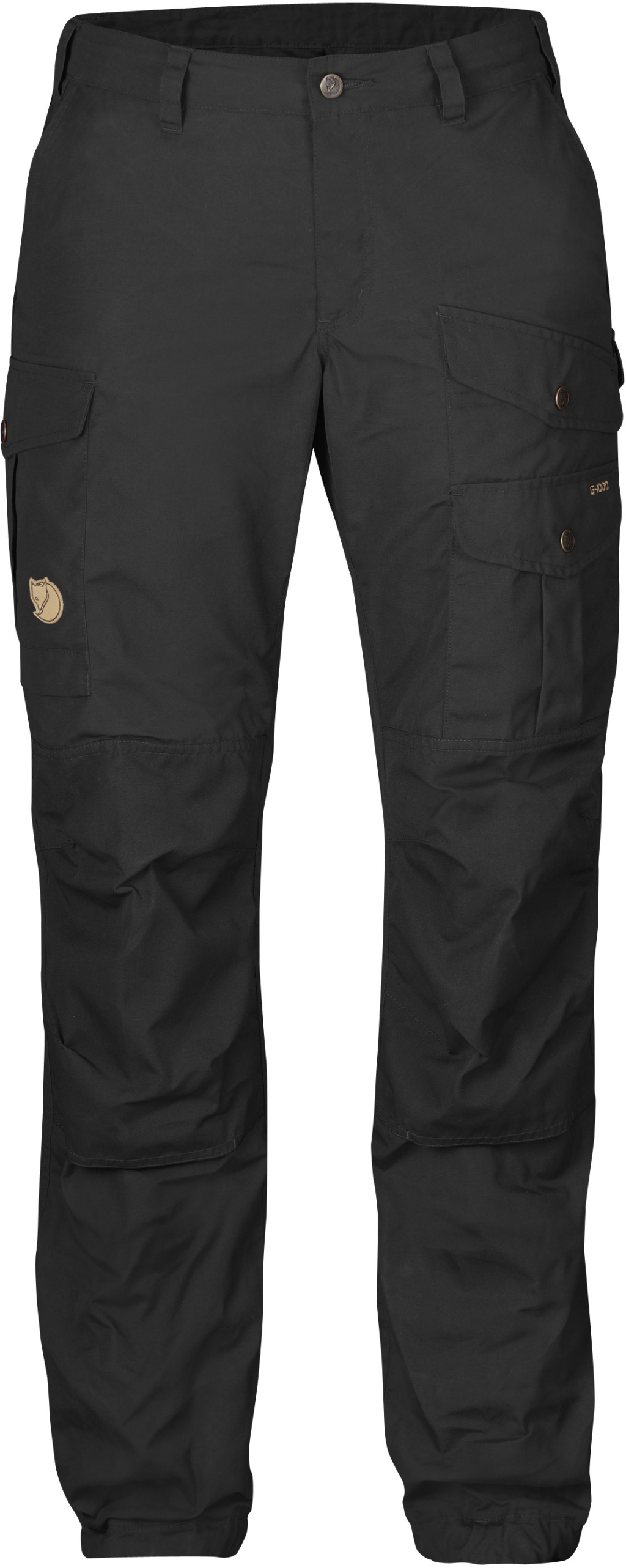 FjallRaven Vidda Pro Trousers Curved W Black-Black-30