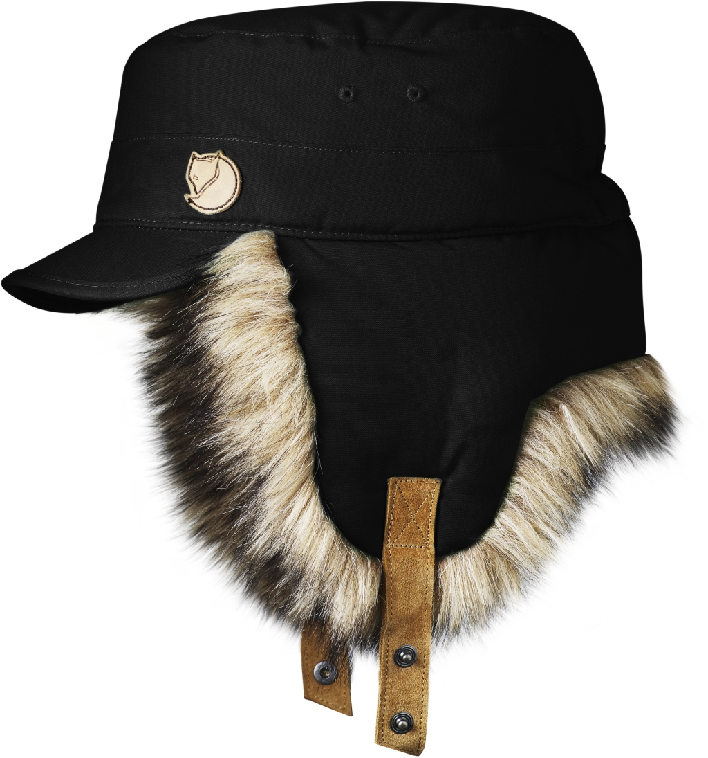 FjallRaven Woodsman Cap Black-30