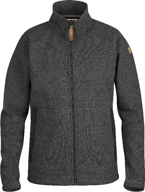 FjallRaven Fleece No. 26 Dark Grey-30