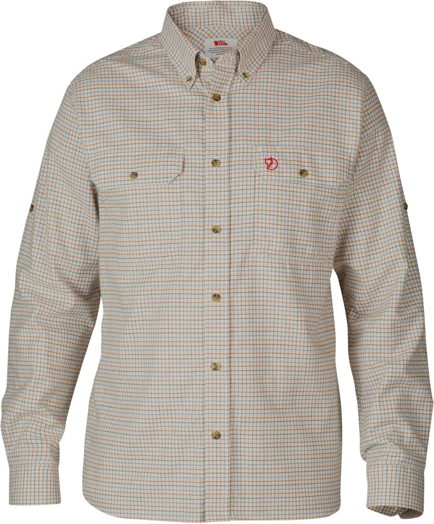 FjallRaven Forest Flannel Shirt Autumn Leaf-30