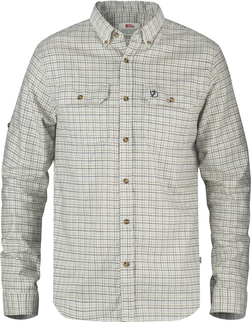 FjallRaven Forest Flannel Shirt Taupe-30