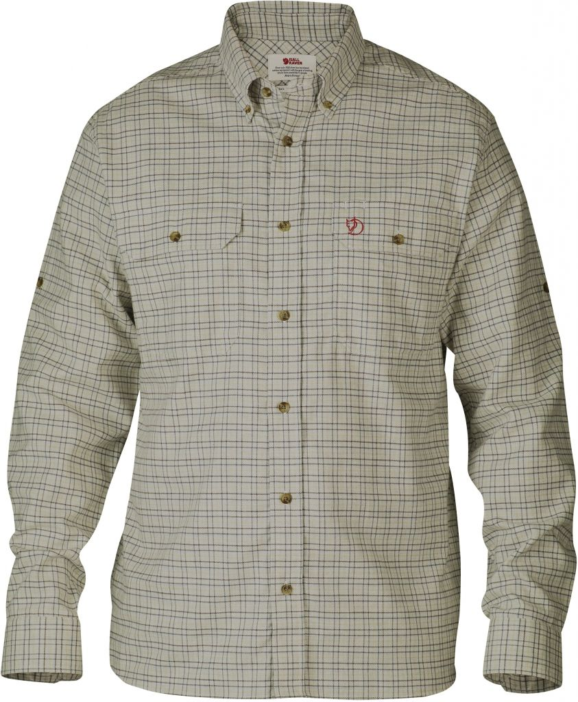 FjallRaven Forest Flannel Shirt Brown-30