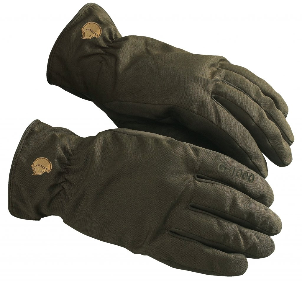 FjallRaven Forest Glove Dark Olive-30