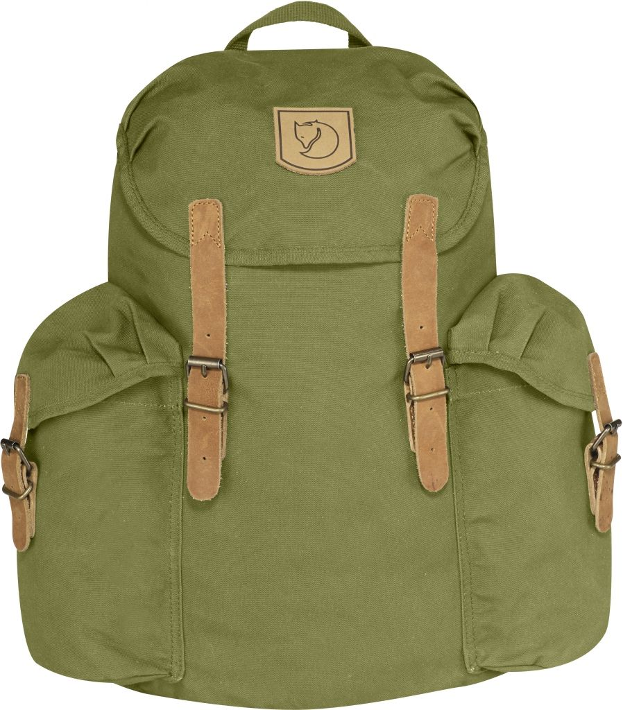 FjallRaven Övik Backpack 15L Meadow Green-30