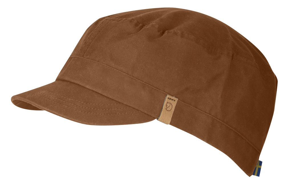 FjallRaven Sarek Trekking Cap Rust-30