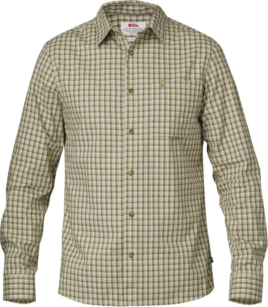 FjallRaven Kiruna Shirt LS Tarmac-30