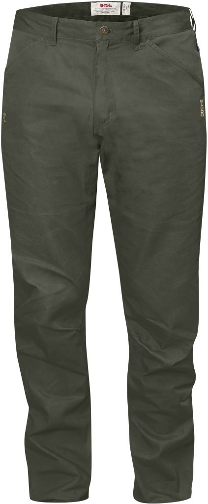 FjallRaven High Coast Trousers Mountain Grey-30