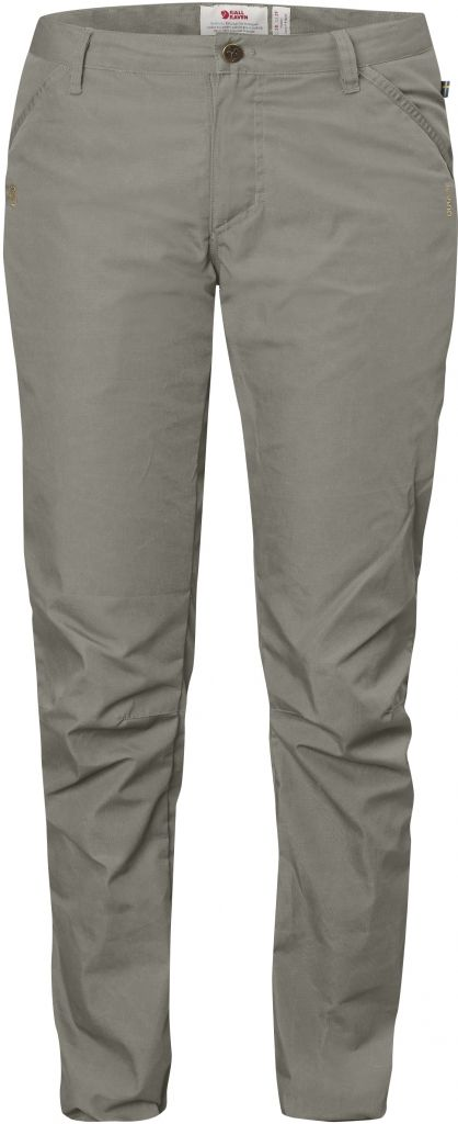 FjallRaven High Coast Trousers W Fog-30