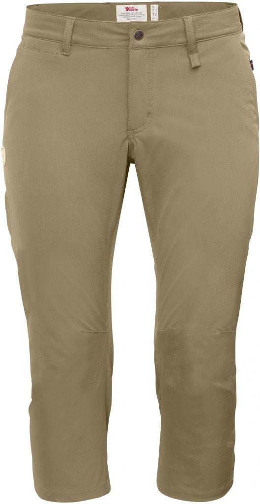 FjallRaven Abisko Capri Trousers W Sand-30