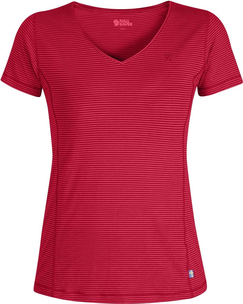 FjallRaven Abisko Cool T-Shirt W. Coral-30