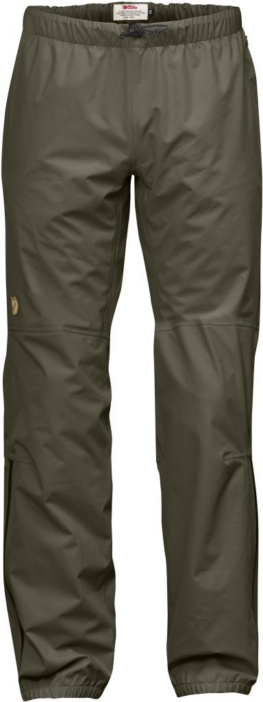 FjallRaven Abisko Eco-Shell Trousers Tarmac-30