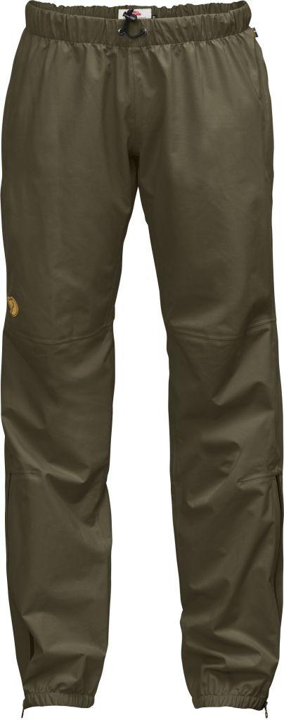 FjallRaven Abisko Eco-Shell Trousers W Tarmac-30
