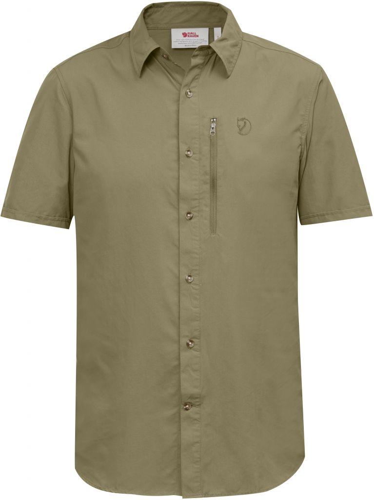 FjallRaven Abisko Hike Shirt SS W Cork-30