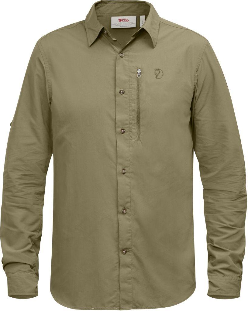 FjallRaven Abisko Hike Shirt LS Cork-30