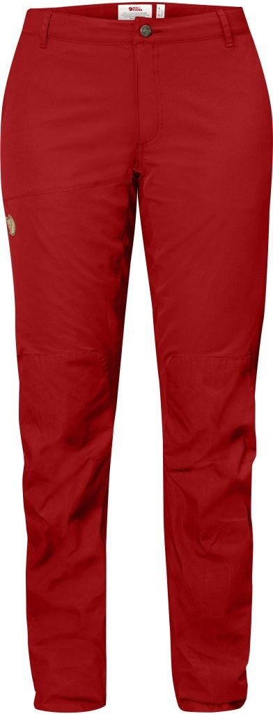 FjallRaven Abisko Lite Trousers W Red-30