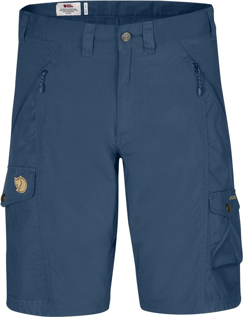 FjallRaven Abisko Shorts Uncle Blue-30