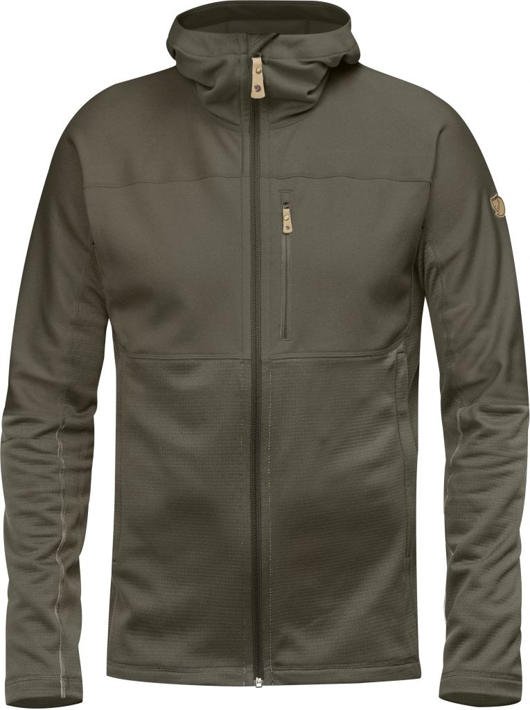 FjallRaven Abisko Trail Fleece Tarmac-30