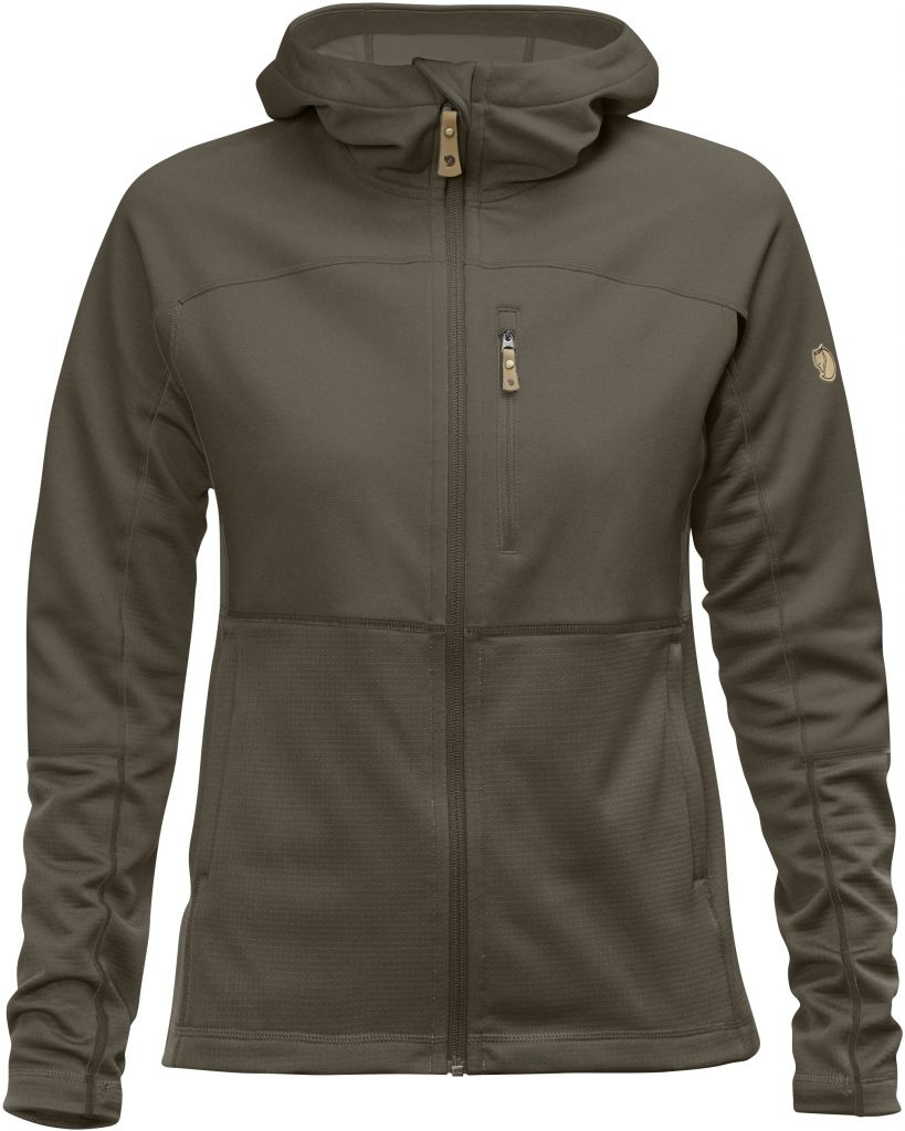 FjallRaven Abisko Trail Fleece W Tarmac-30