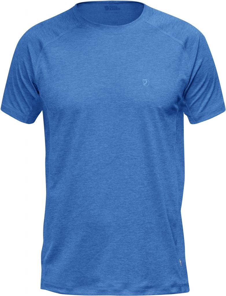 FjallRaven Abisko Vent T-Shirt UN Blue-30