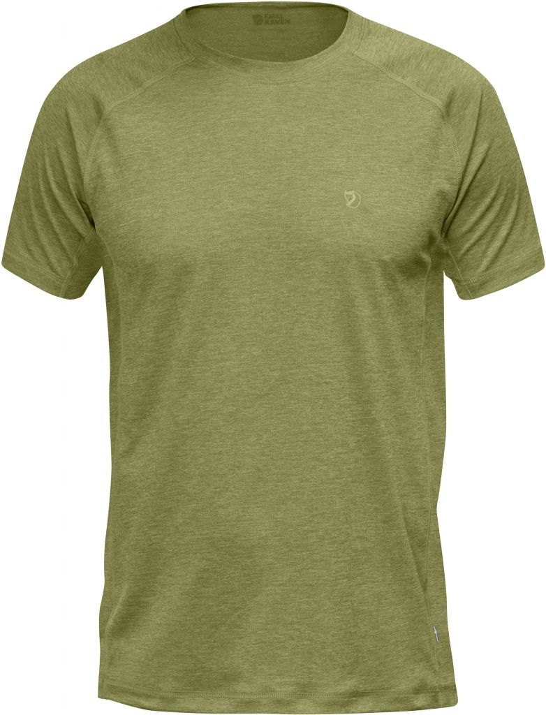 FjallRaven Abisko Vent T-Shirt Meadow Green-30