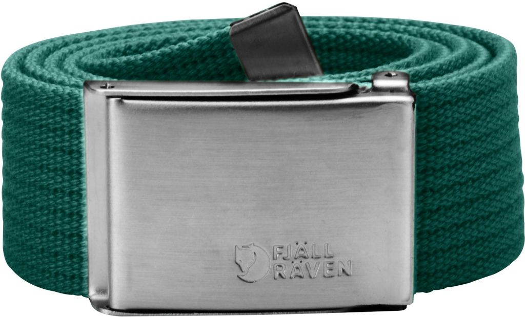 FjallRaven Canvas Belt Copper Green-30