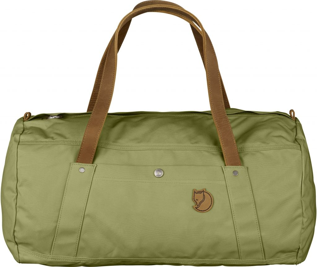 FjallRaven Duffel No.4 Meadow Green-30
