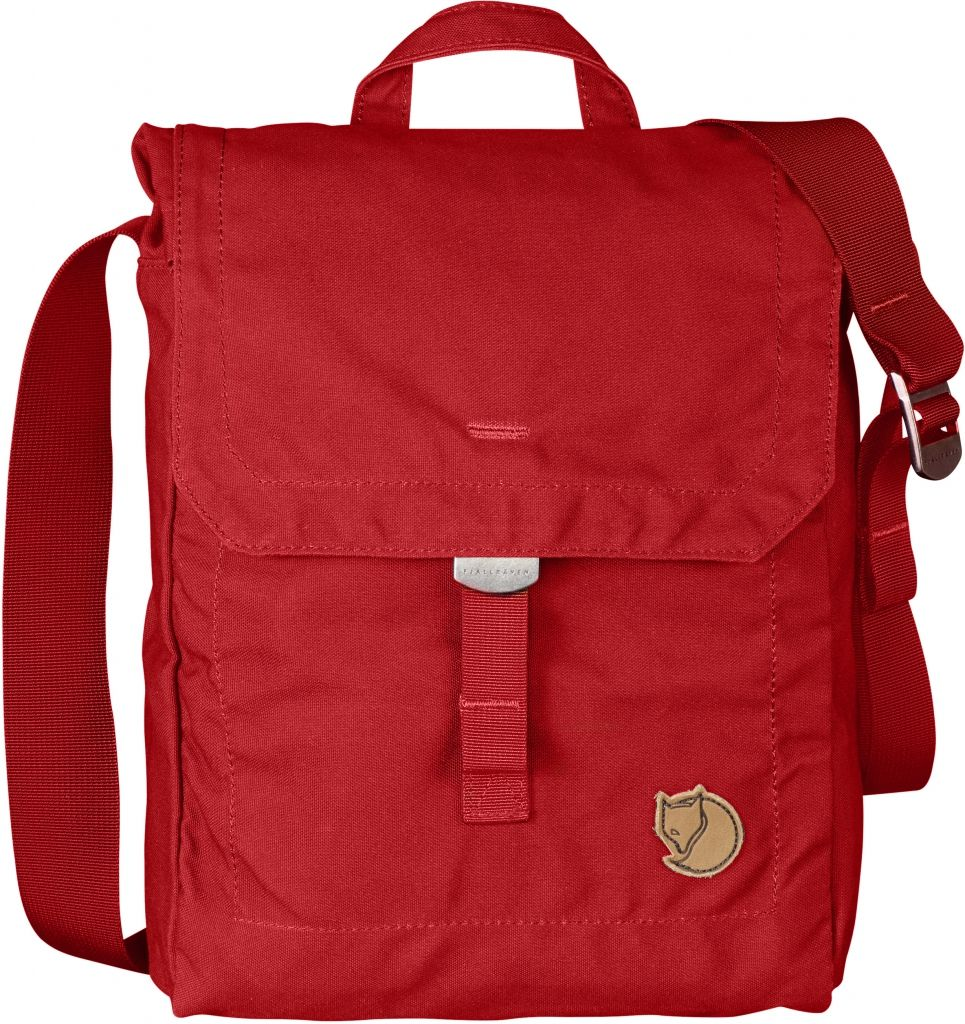 FjallRaven Foldsack No. 3 Red-30