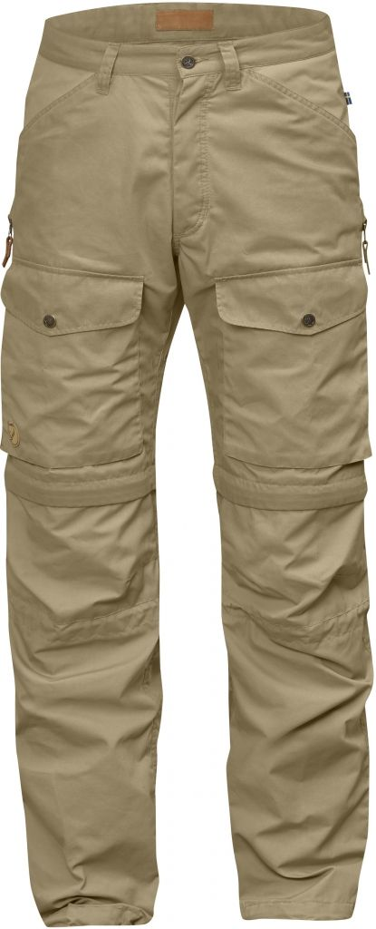 FjallRaven Gaiter Trousers No. 2 Sand-30