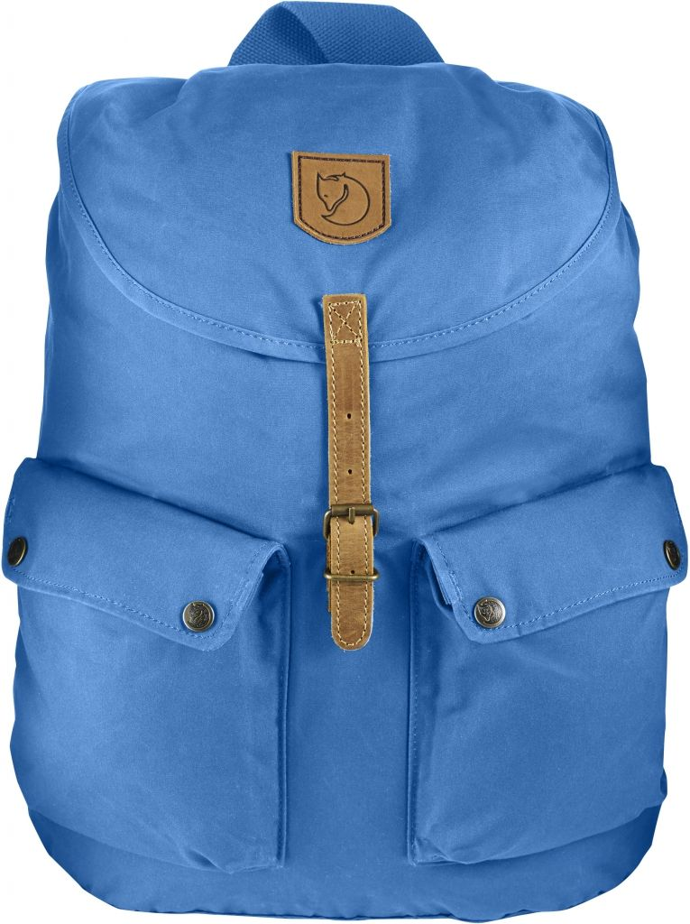 FjallRaven Greenland Backpack Large UN Blue-30