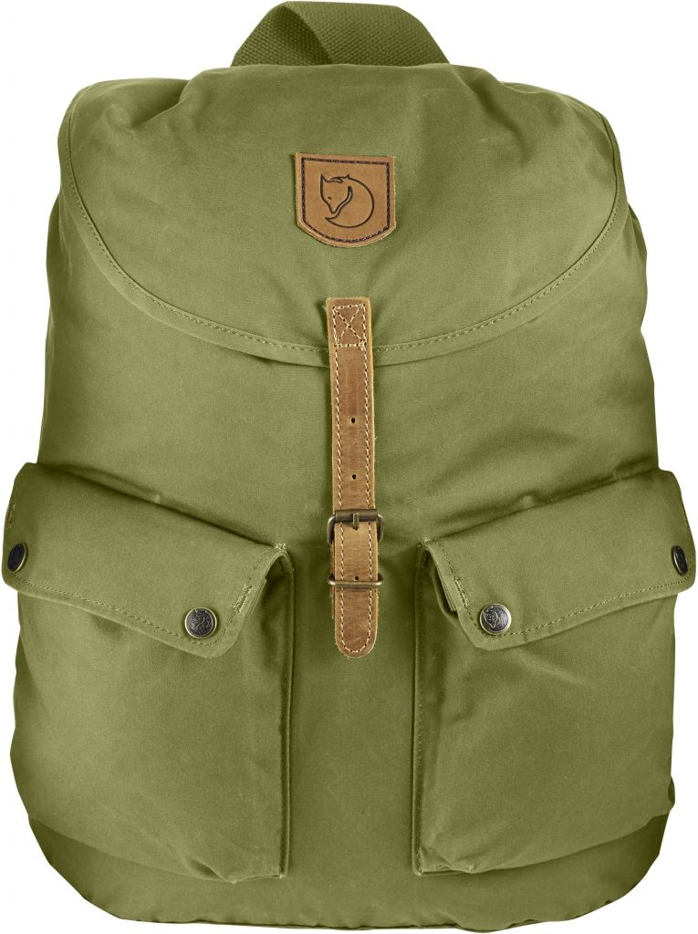 FjallRaven Greenland Backpack Large Meadow Green-30