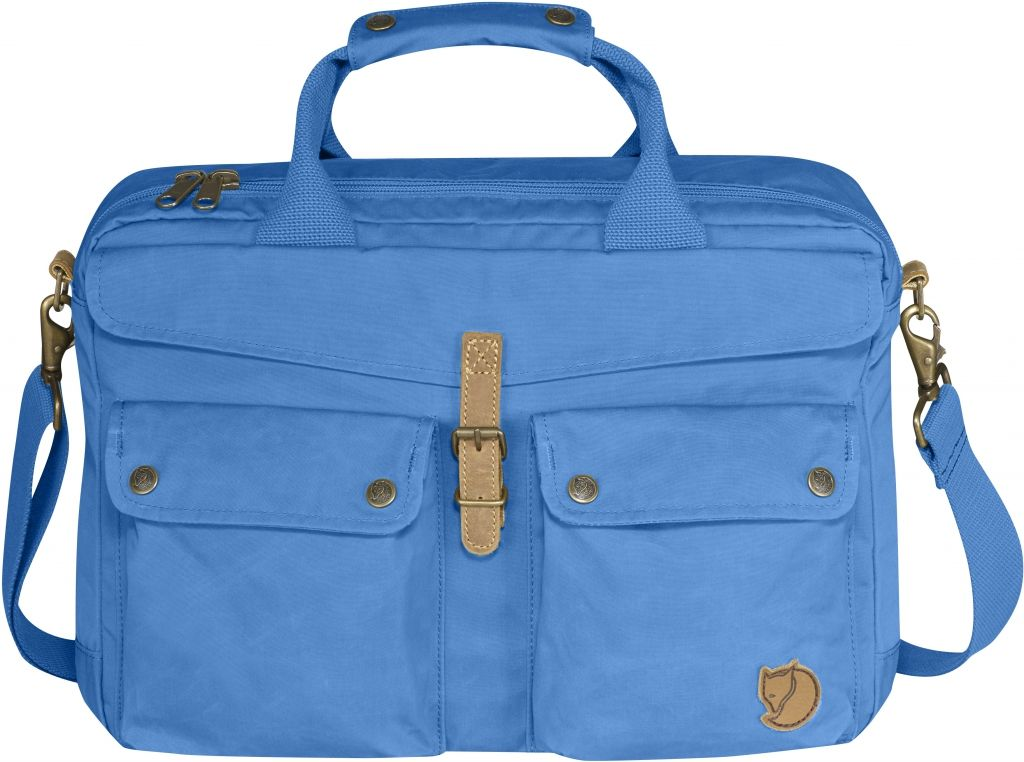 FjallRaven Greenland Briefcase UN Blue-30