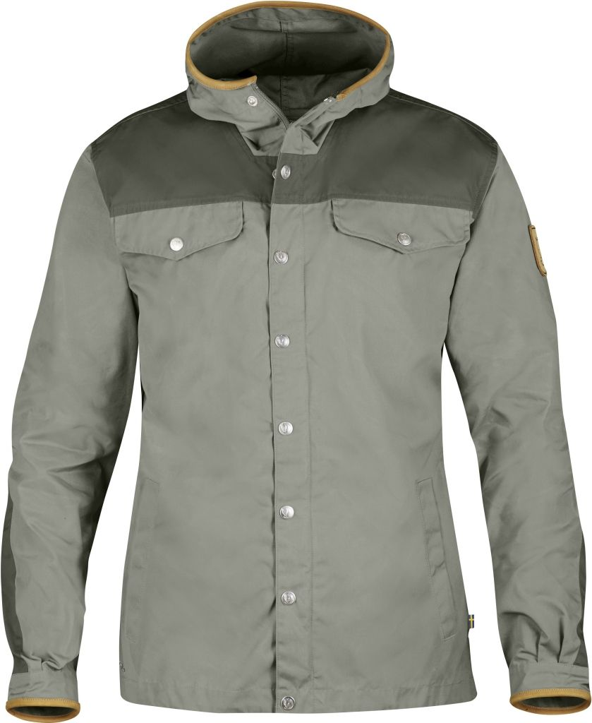 FjallRaven Greenland No. 1 Special Edition Fog-Mountain Grey-30