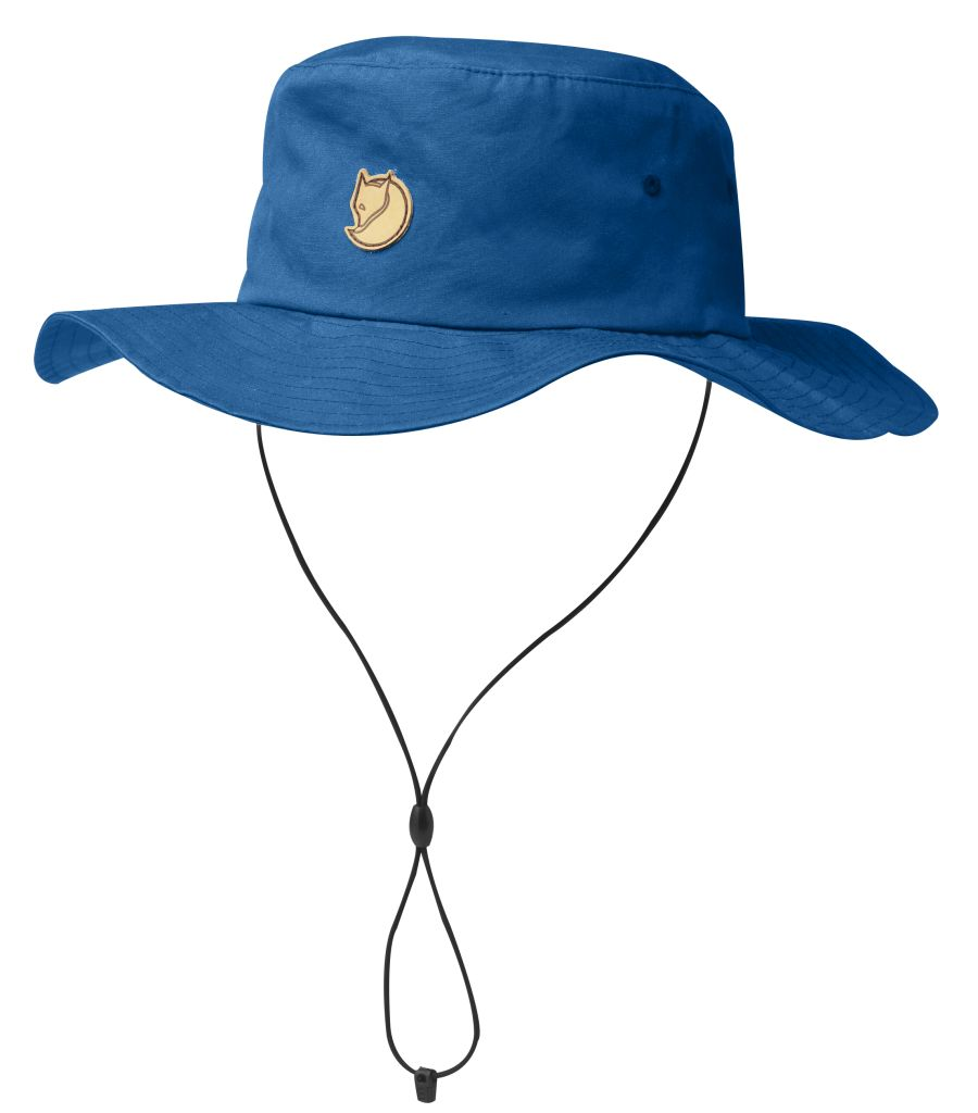 FjallRaven Hatfield Hat Lake Blue-30